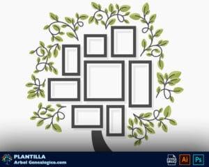 arbol-genealogico-7-marcos-para-fotos