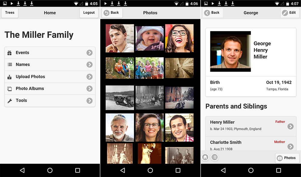 Family-Tree-Tribal-Pages
